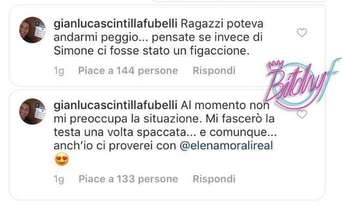Gianluca Fubelli Scintilla