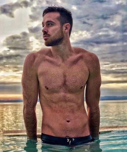 Gianmarco Campironi Instagram Fisico 7