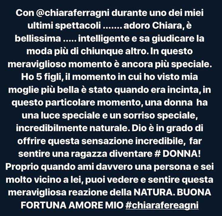 Roberto Cavalli e Chiara Ferragni (3)