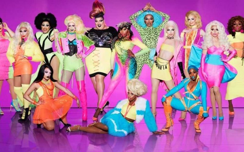 RuPaul Drag Race 10 Cast