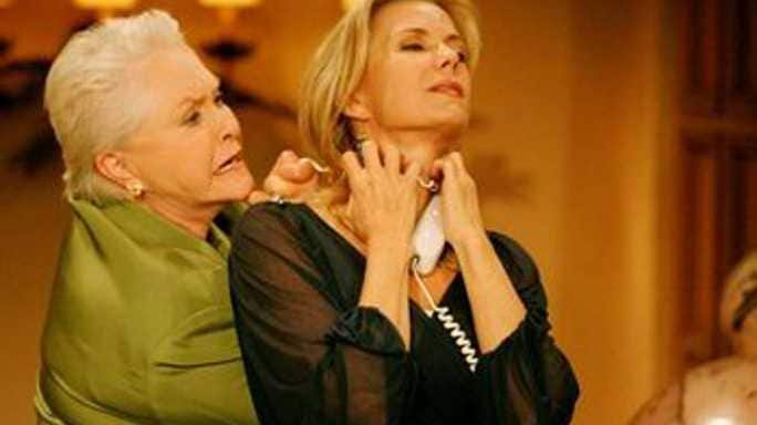 Stephanie Forrester e Brooke Logan