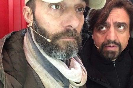 Valerio Staffelli e Max Laudadio