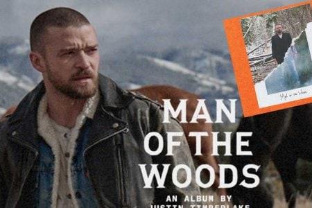 justin timberlake man of the woods album audio