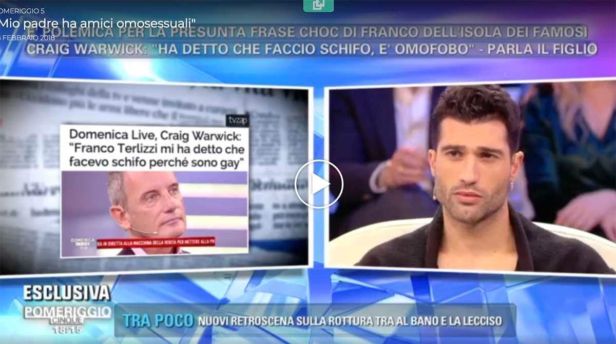 michael franco omofobia