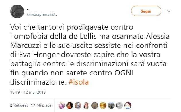 Alessia Marcuzzi Tweet (4)