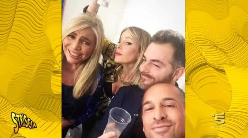 Alessia Marcuzzi Ubriaca Vodka (2)