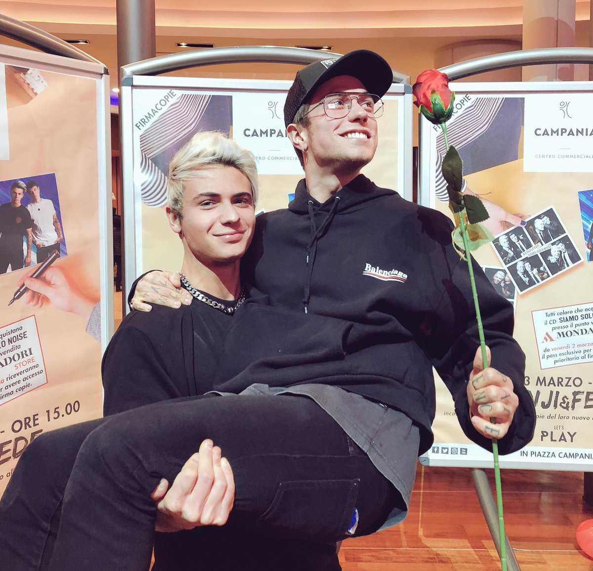 Benji e Fede Gay