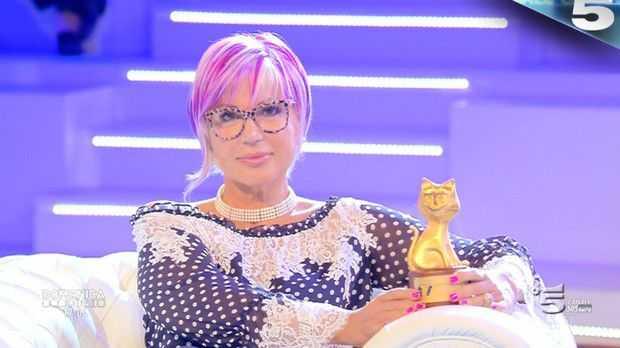 Lucia Bramieri il telegatto è mio