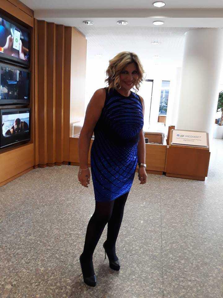 Nadia Rinaldi Domenica Live