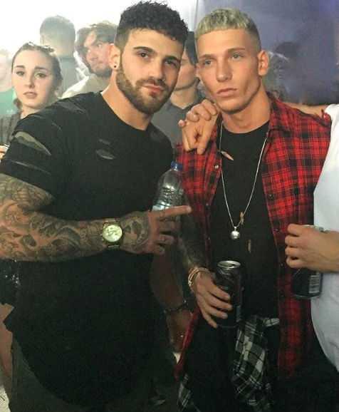 brandon myers brother gay beautiful instagram