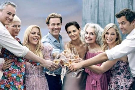dawson's creek reunion entertainment weekly