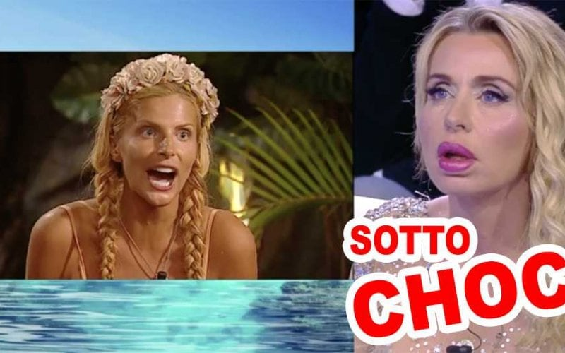 francesca cipriani valeria marini lite litigata choc video