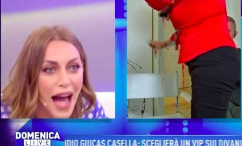 karina cascella monica setta video