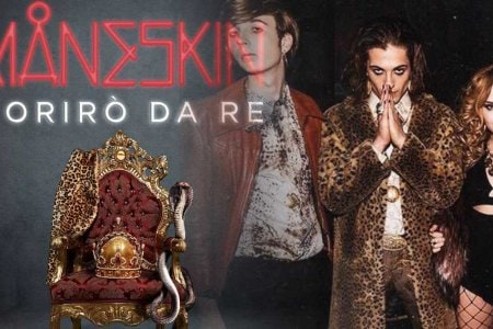 maneskin moriro da re singolo audio video