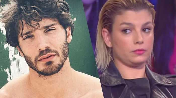 stefano de martino emma marrone letto