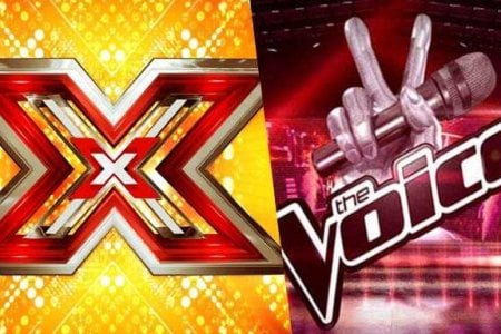 x factor e the voice