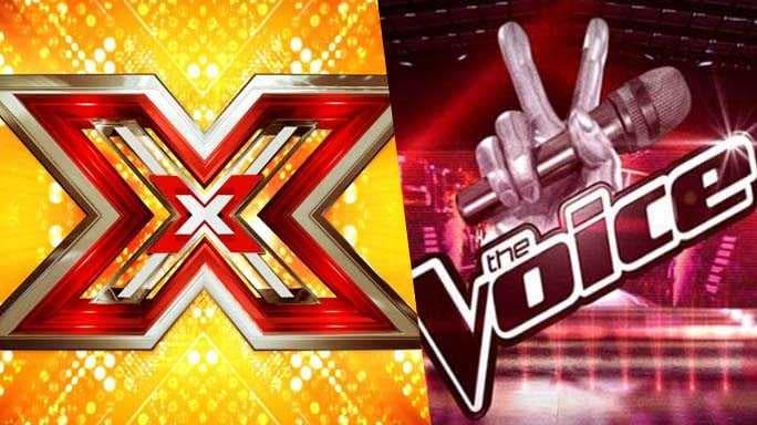 x factor e the voice