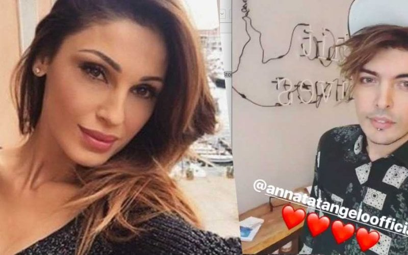 anna tatangelo stah amore stanno insieme