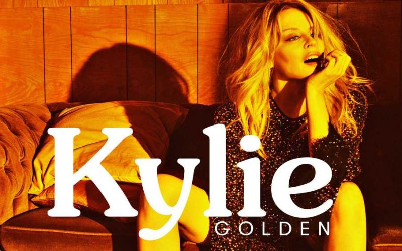 kylie minogue golden album audio