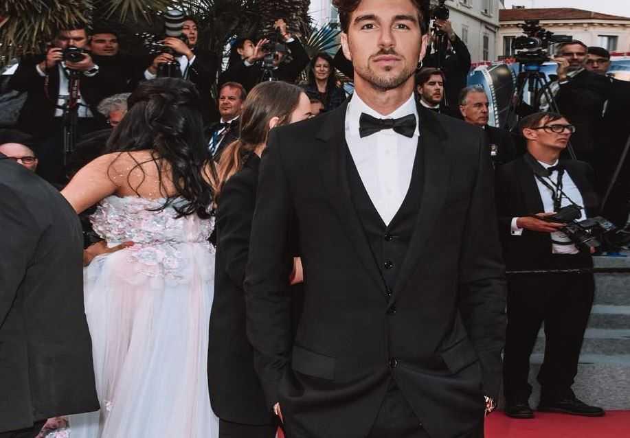 Andrea Damante Cannes Sfondo