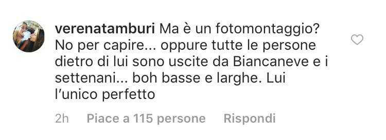 Andrea Damante a Cannes - i commenti dei fan (1)