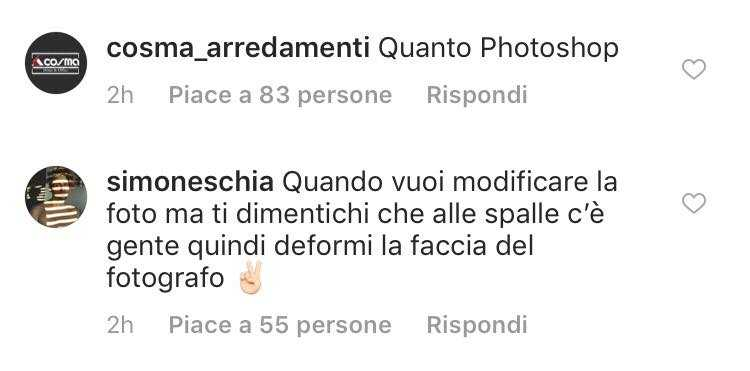 Andrea Damante a Cannes - i commenti dei fan (2)