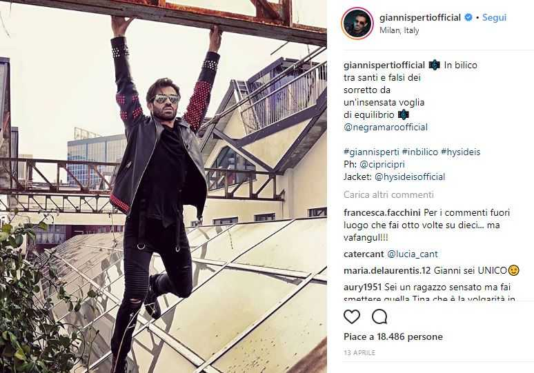 Gianni Sperti Instagram (11)