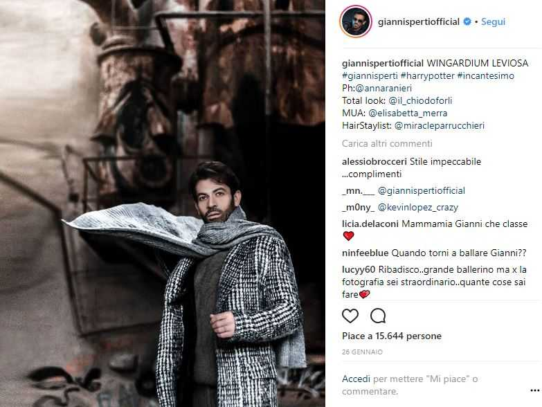 Gianni Sperti Instagram (3)