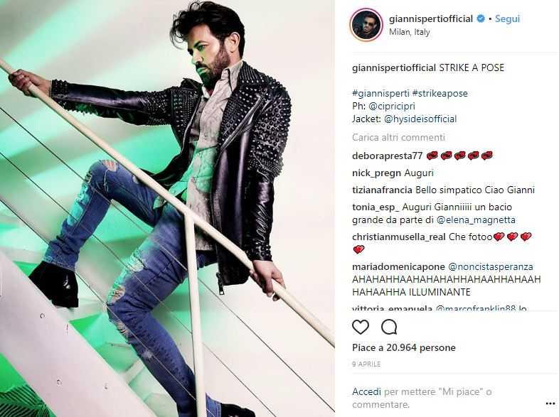 Gianni Sperti Instagram (5)