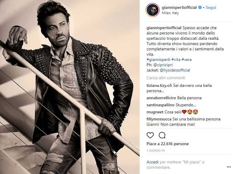 Gianni Sperti Instagram (7)