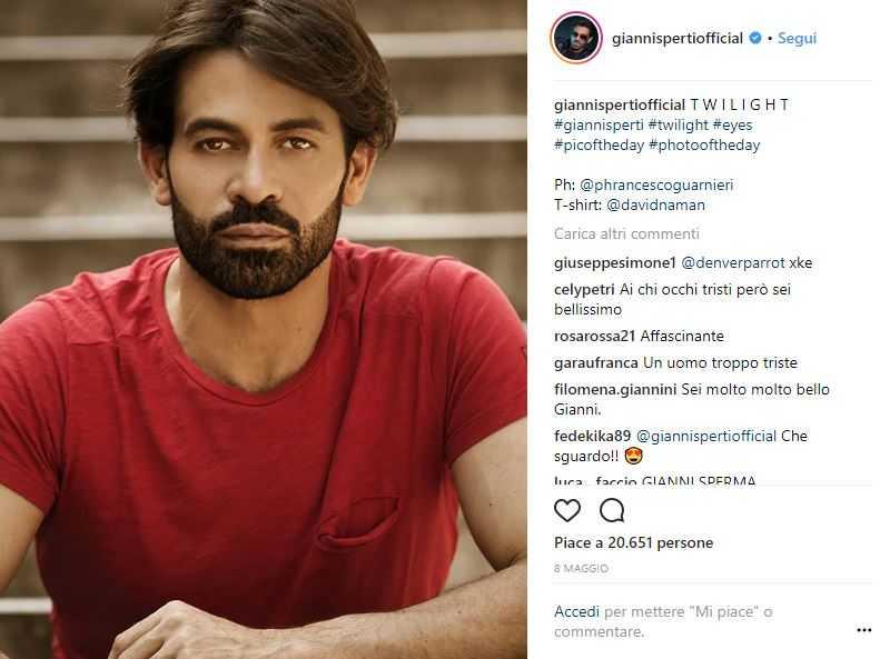 Gianni Sperti Instagram (8)