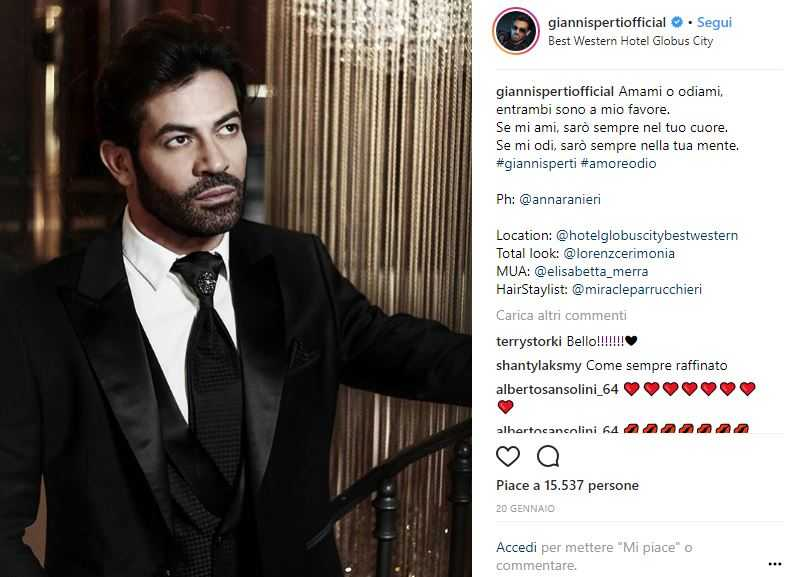 Gianni Sperti Instagram (9)