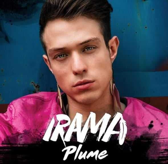 Irama Plume Cover Album