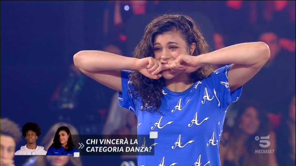Lauren Celentano Vince Amici Danza