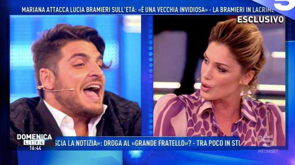 Luigi Favoloso Mariana Falace