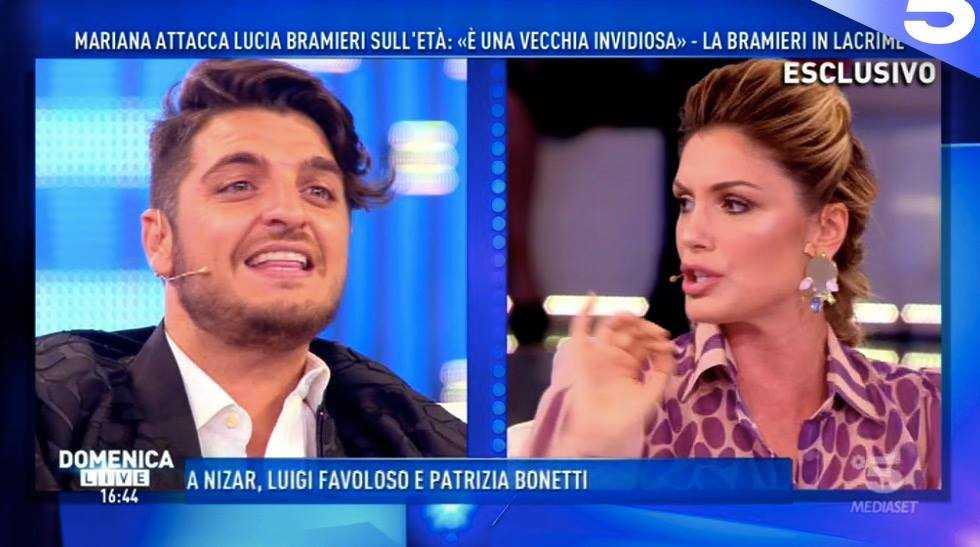 Luigi Favoloso e Mariana Falace