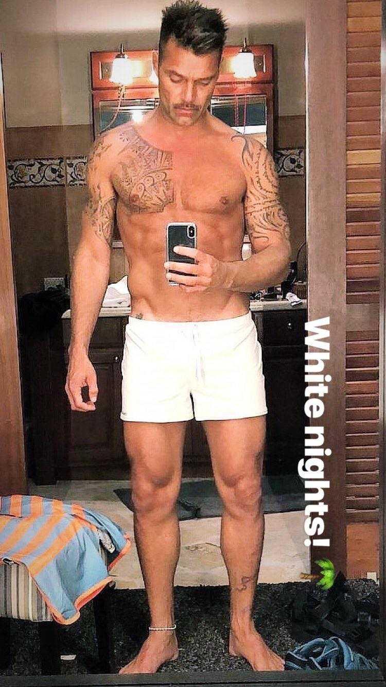 Ricky Martin mutande