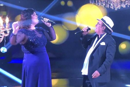 The Voice Albano Maryam