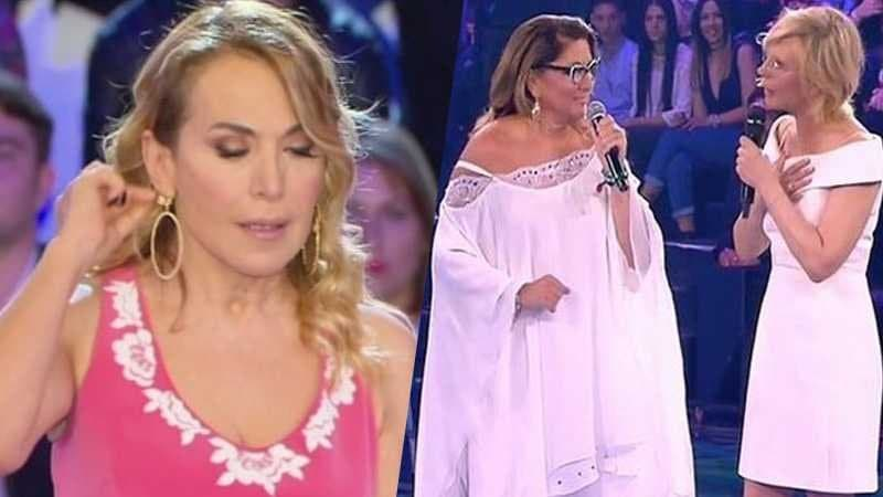barbara d urso romina power rap