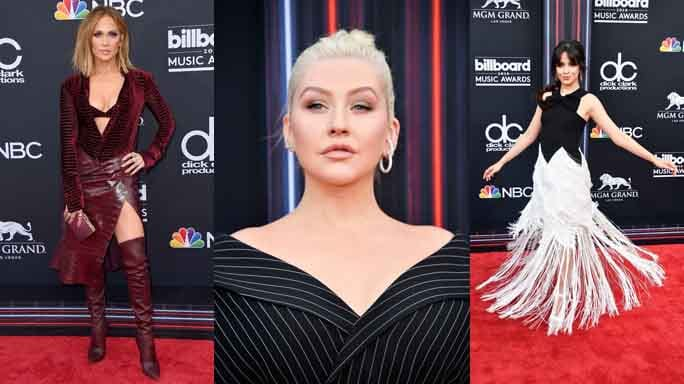 billboard music awards 2018 red carpet