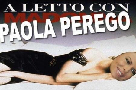 A letto con Paola Perego