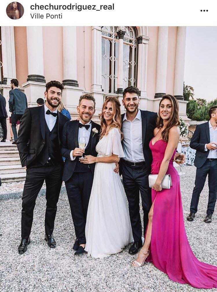 Cecilia e Jeremias Matrimonio Bossari Lagerback