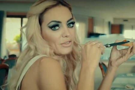 Elena Morali Touch Me Video