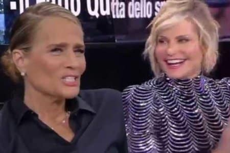 Heather Parisi e Simona Ventura