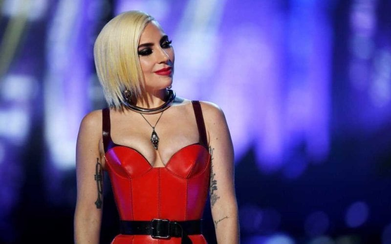 Lady Gaga MTV Movie & TV Awards