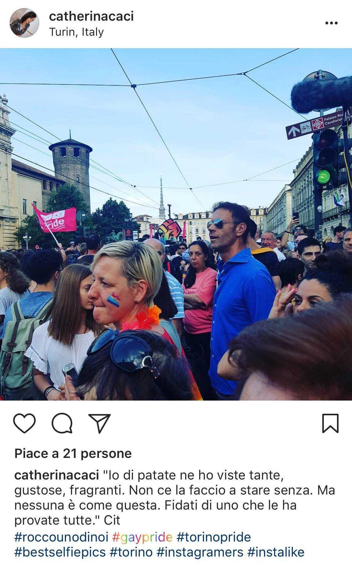 Rocco Siffredi Gay Pride 2