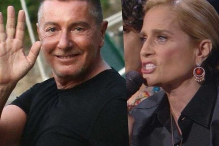 Stefano Gabbana Heather Parisi