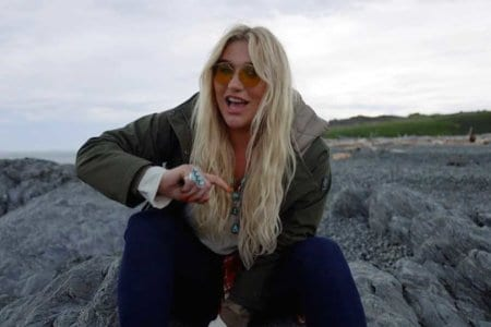 Weird & Wonderful Rainbow Ride Kesha