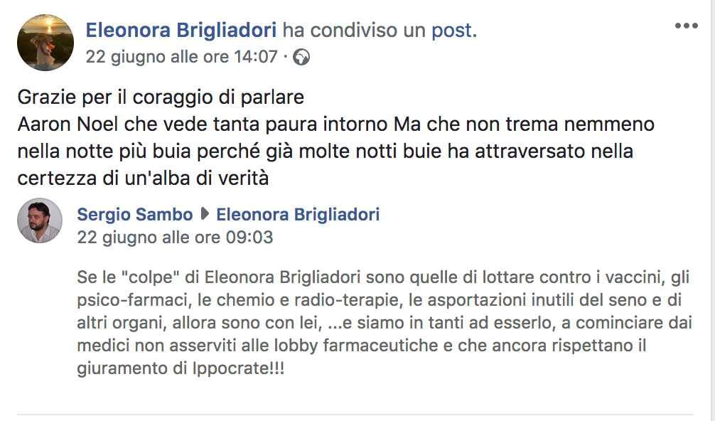 eleonora brigliadori pechino express video