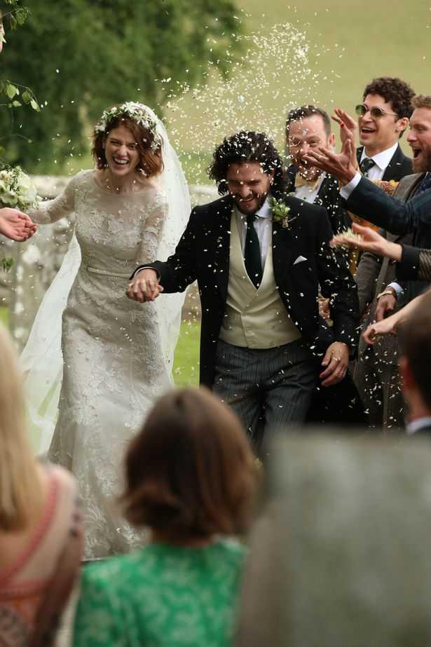 kit harington rose leslie wedding gay